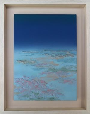 再入荷希望の方ご相談下さい。     須惠朋子「神の島へ~碧空Ⅶ~」
