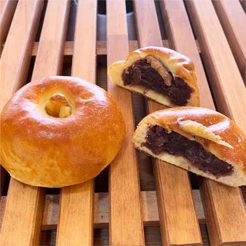 【冷凍便】薄皮あんパン5個セット