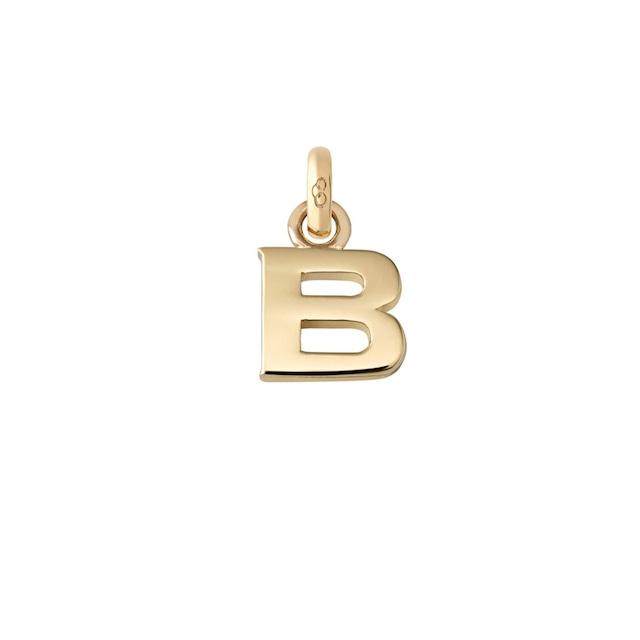 アルファベット B チャーム