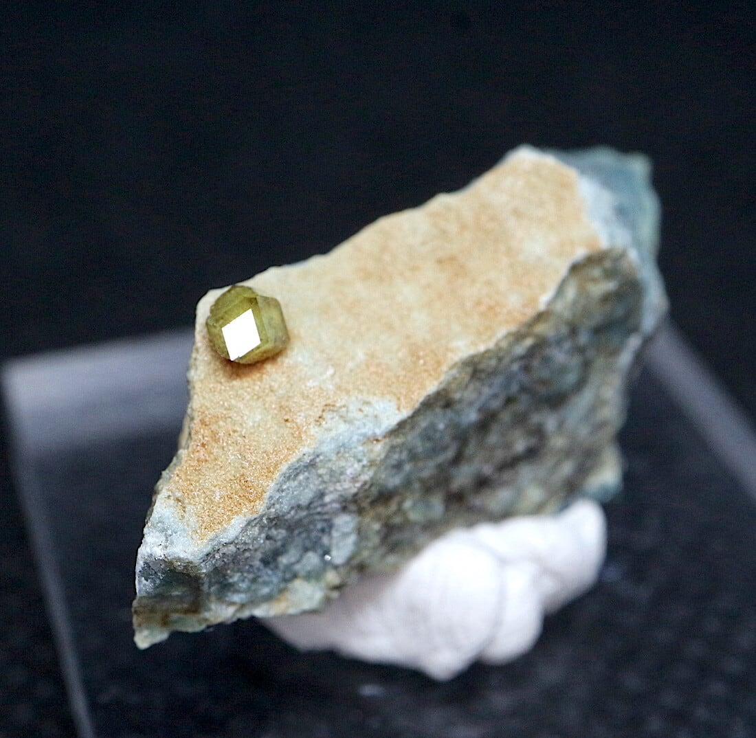 レア!デマントイド カリフォルニア産 AND071 4,3g 原石 宝石 天然石 鉱物セット