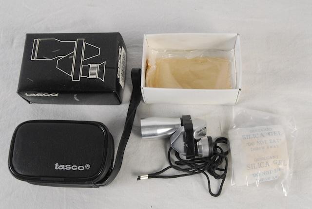 2469 未使用 TASCO タスコ モノキュラー 単眼鏡 8×20mm #516