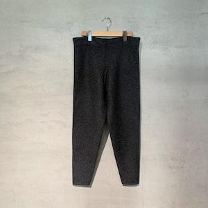 【COSMIC WONDER】Tasmanian wool pants/14CW44010