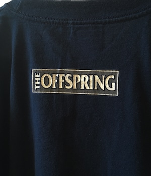 VINTAGE BAND T-shirt -THE OFF SPRING-
