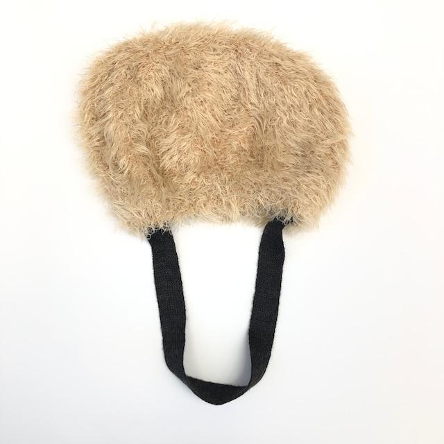【21AW】folkmade(フォークメイド) mole CAP 帽子 キャップ Beige (SS/S)