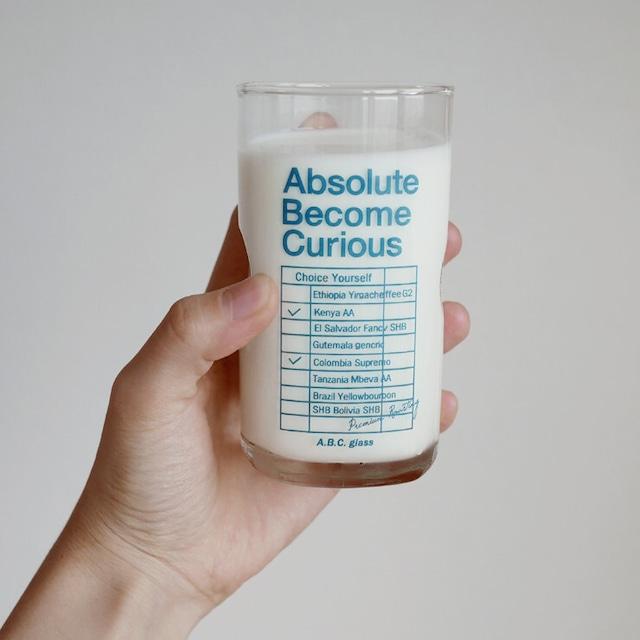 [Bracket Table] ABCグラス