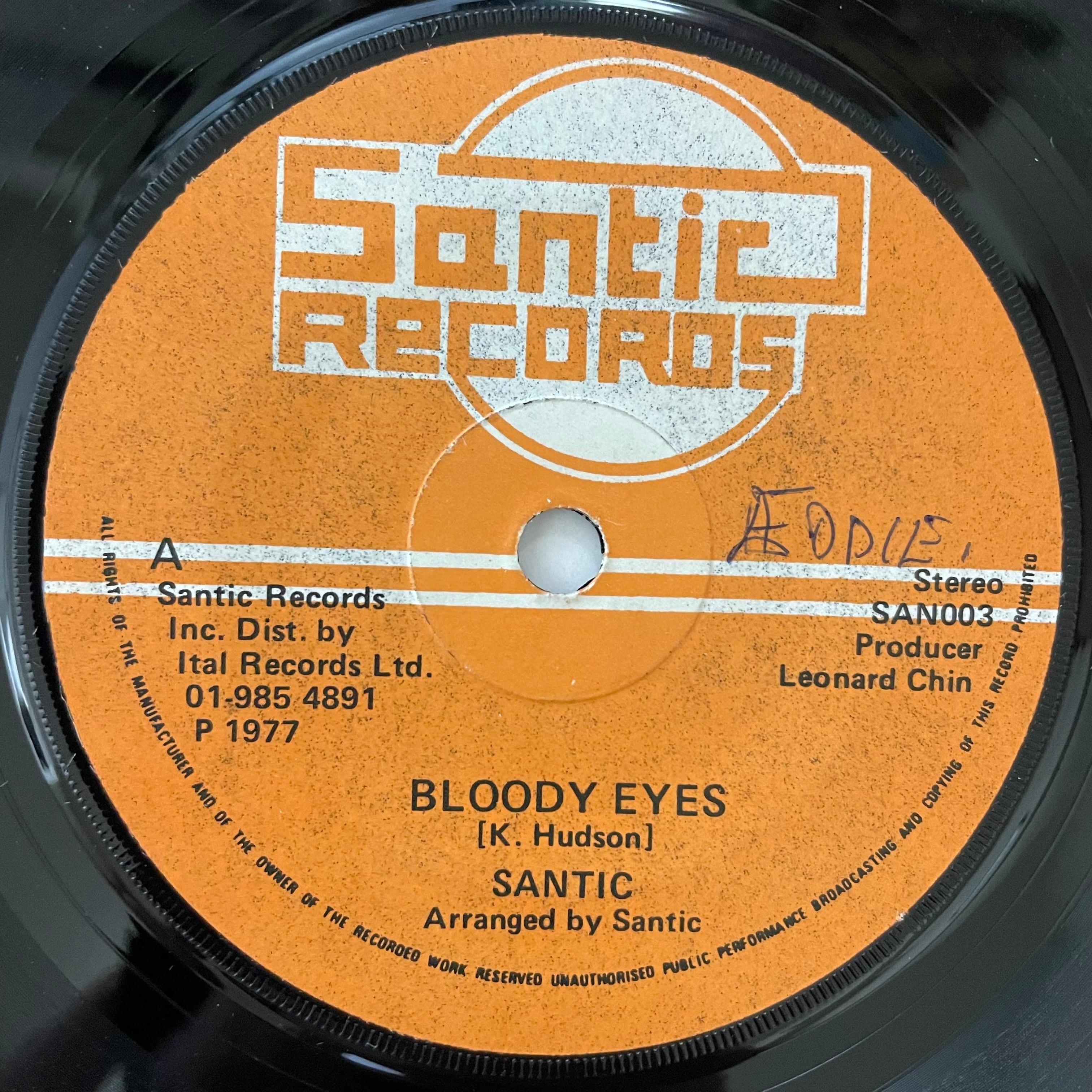 Santic - Bloody Eyes【7-20775】
