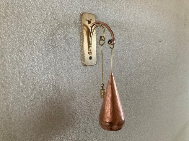 ドアベル銅タイプ (細め) ※受注品
