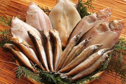 日本海干物セット (ききょう)