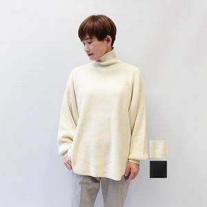 SHINZONE (シンゾーン) CO/CA TURTLE WAFFLE プルオーバー 2021秋冬新作 [送料無料]