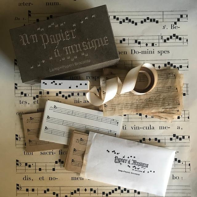 Papier à musique  Box 【 COMPLETE set 】