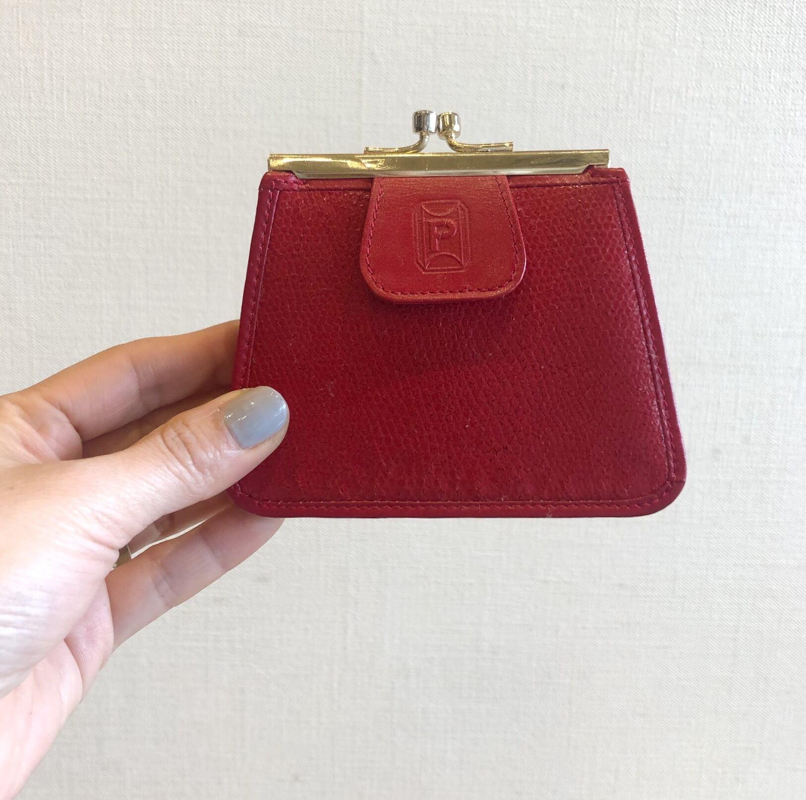 PAUL FRANCE Vintage wallet