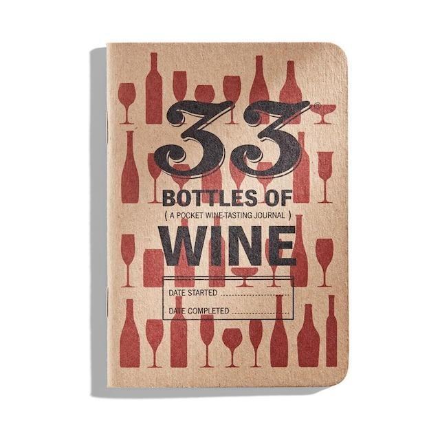 33 BOOKS - 33 Bottles of Wine