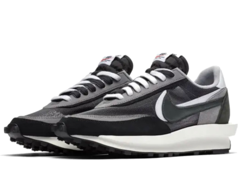 Nike x sacai LDWaffle black