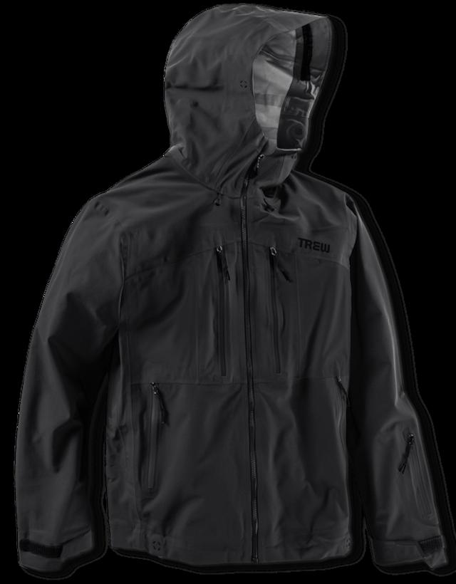 TREW - COSMIC メンズジャケット<ブラッアウト>