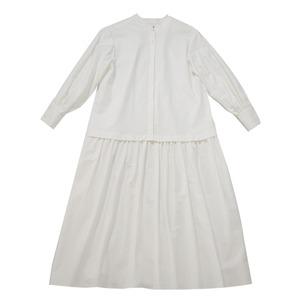 flannel cutting dress