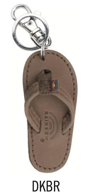 Rainbow Sandal - KEYCHAIN