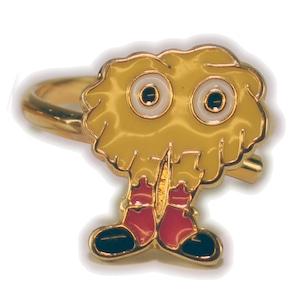 マクドナルド フライガイのメタルリング 指輪