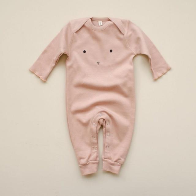 BOBO CHOSES ボボショセス Big Smile Short Sleeve Body size:6-12M(70-80)・12-18M(80-90)
