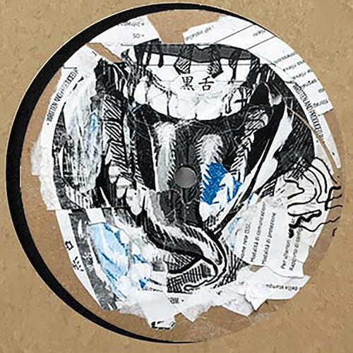 "【12""】Black Tongue(黒舌)- Six / Seven / Eight"