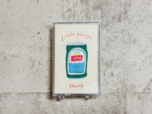 YMB 『little escape / think』(テープ)