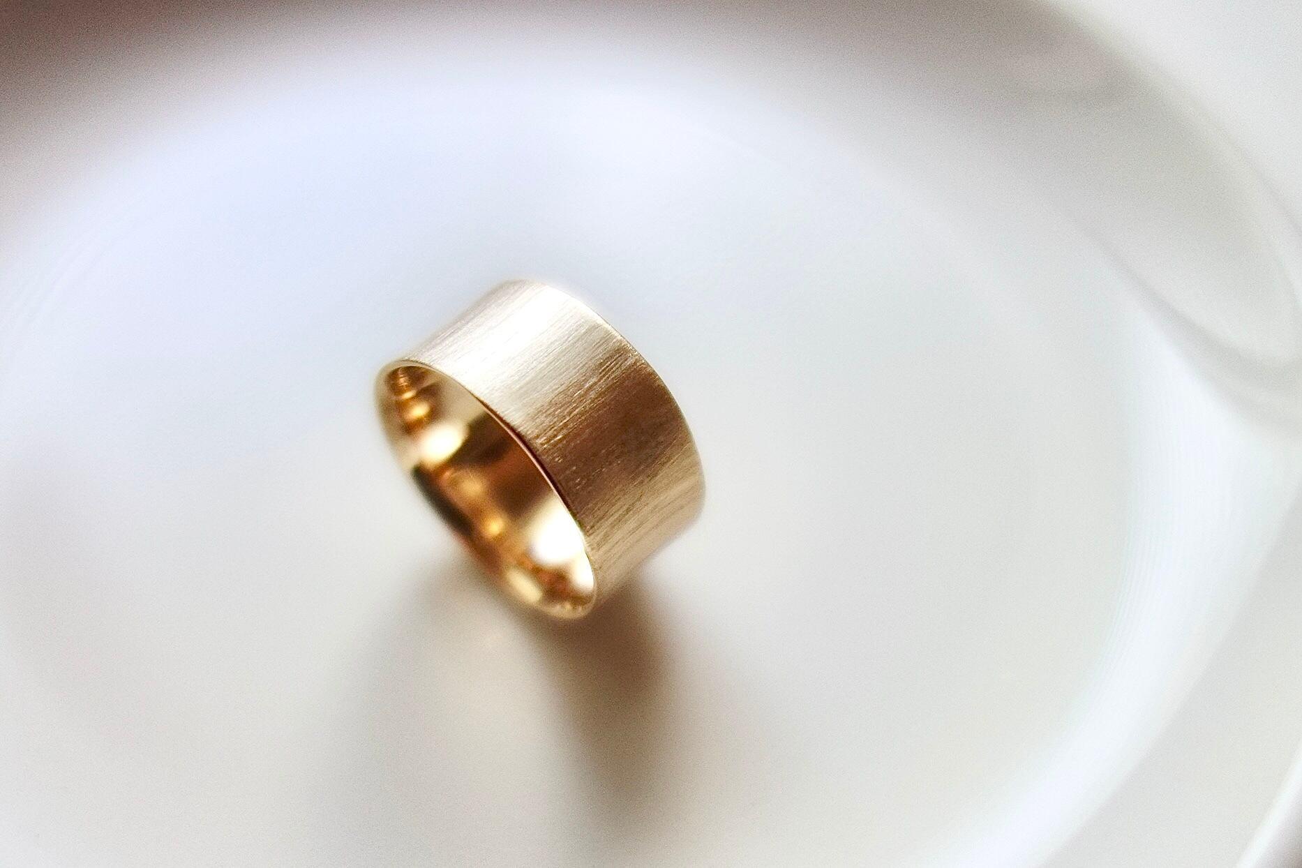Pinky Ring k18