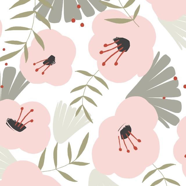 北欧【Finlayson】バラ売り2枚 ランチサイズ ペーパーナプキン ANNI ピンク