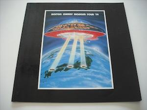 【パンフレット】BOSTON / CHERRY BLOSSOM TOUR 1979
