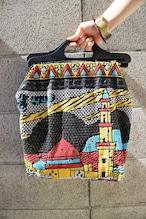 Arabian night beads bag