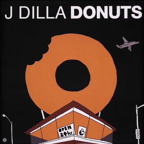 【LP】J Dilla - Donuts(Donuts Cover)
