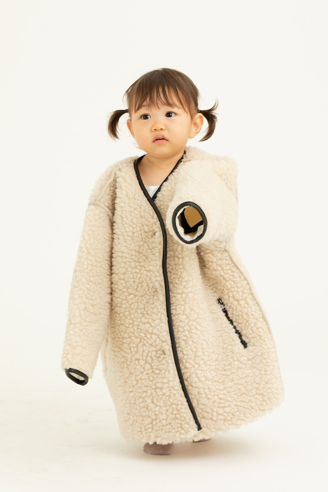 (キッズ)moco coat