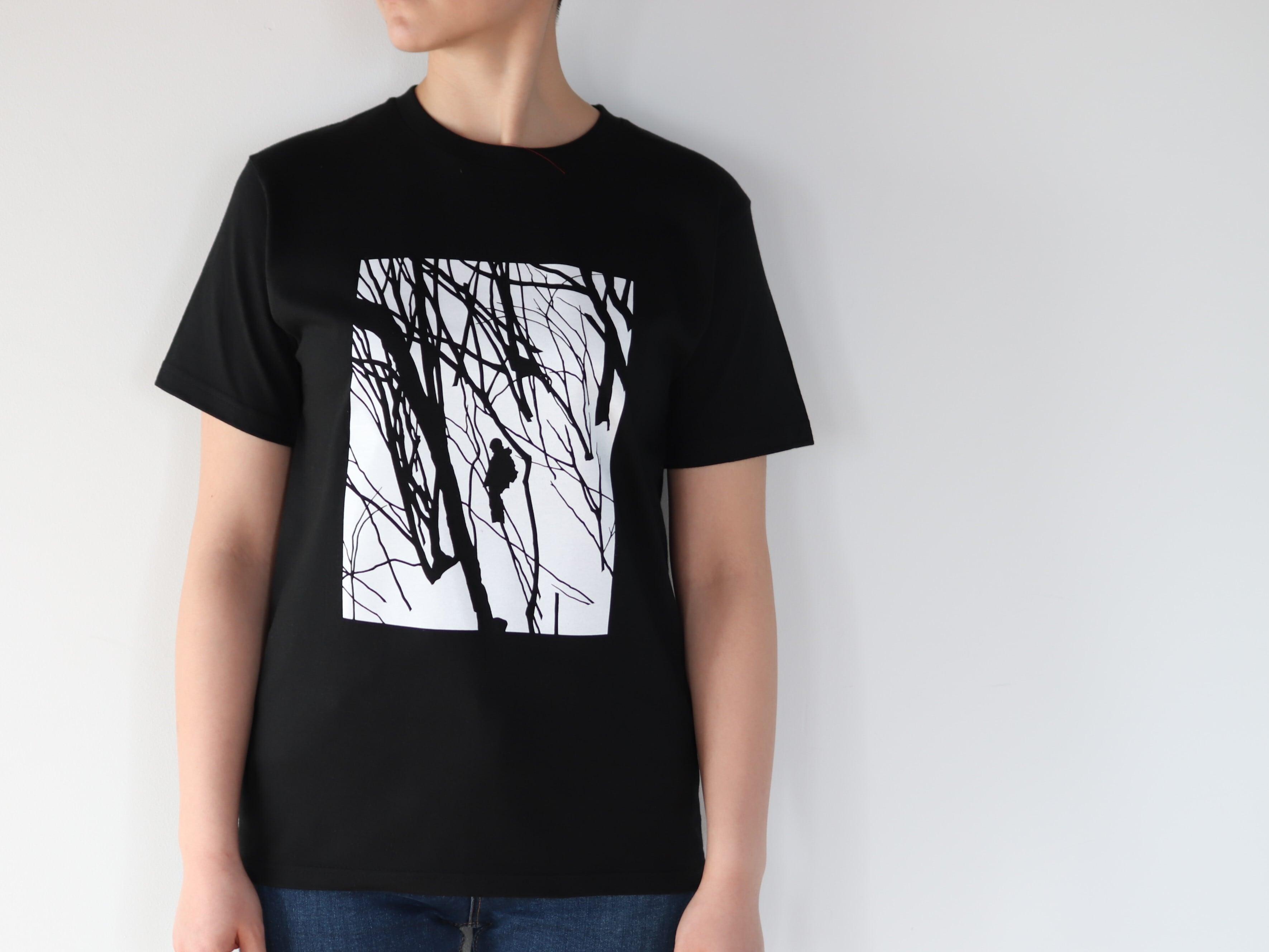 国本泰英 Tシャツ【黒】