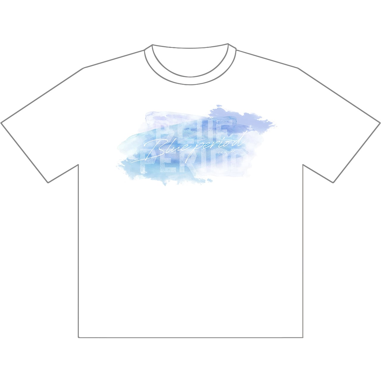 【4589839367837予】ブルーピリオド Tシャツ M