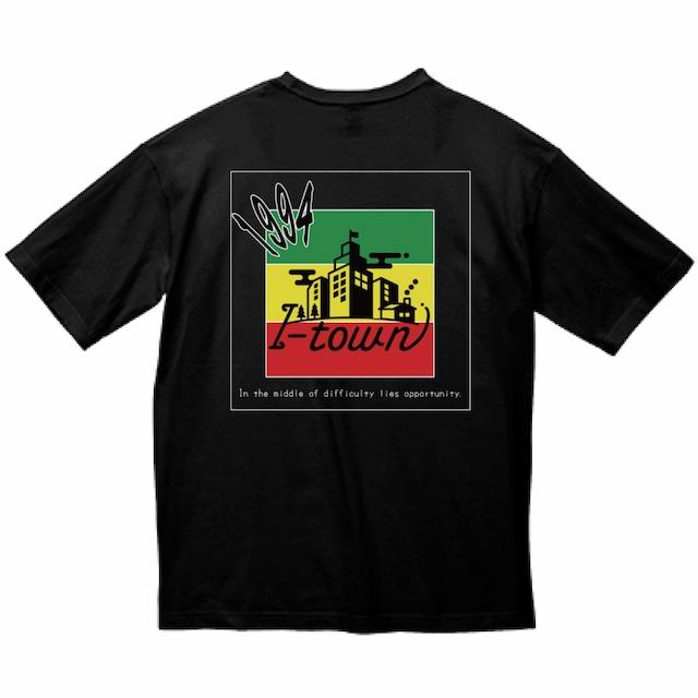 ロゴビッグTシャツ_ブラッグ(ラスタ)_series0_夏期モデル