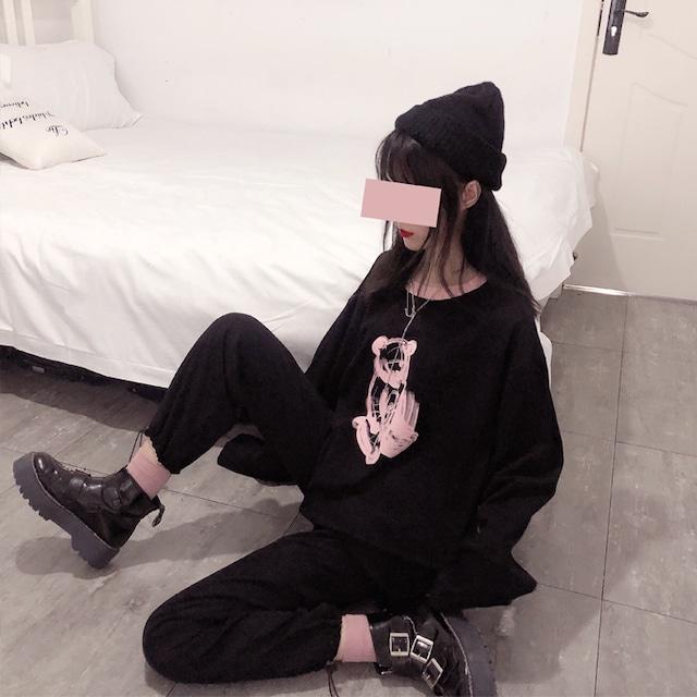 Sniper girl pants