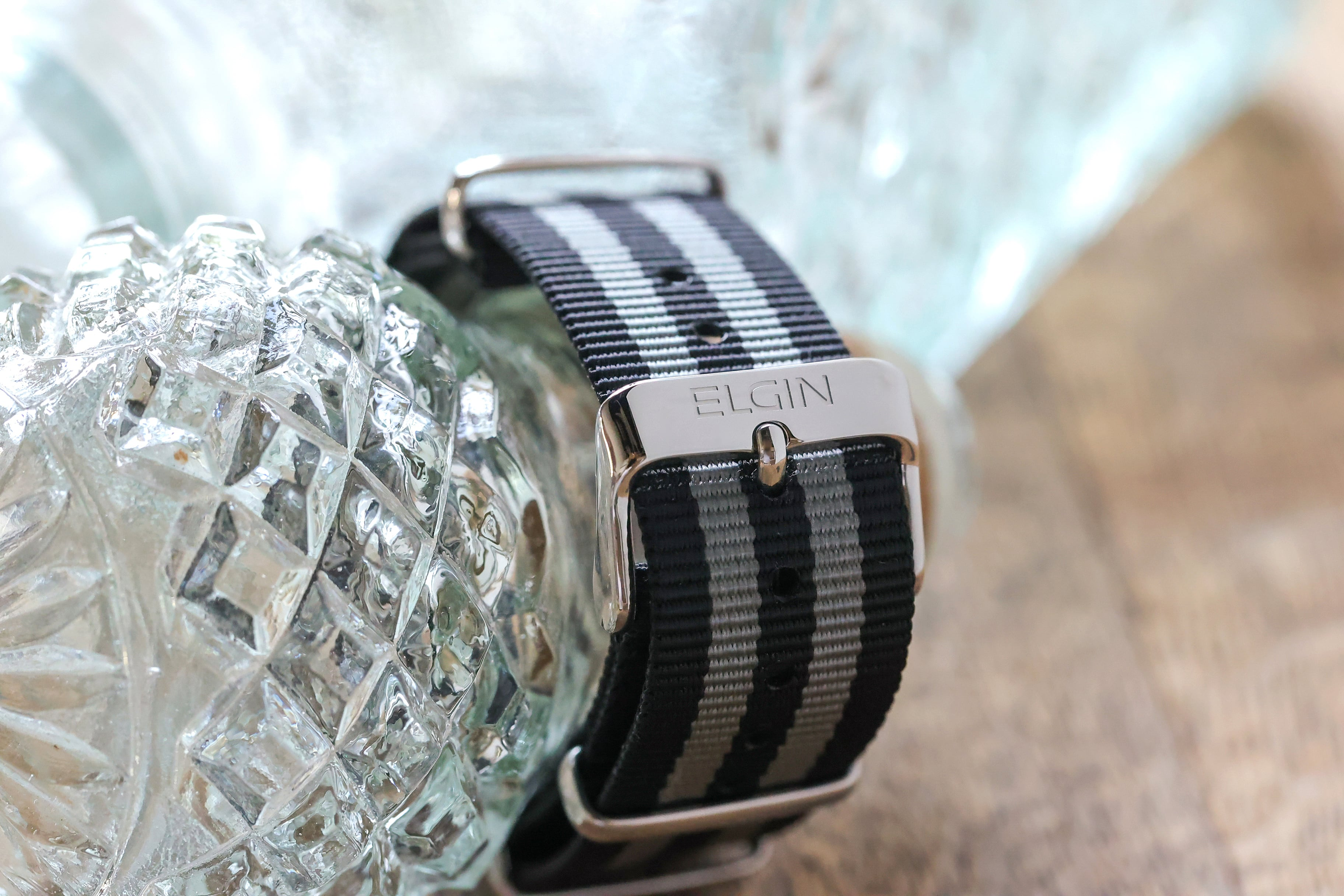 200M防水&機能的な腕時計|CB004