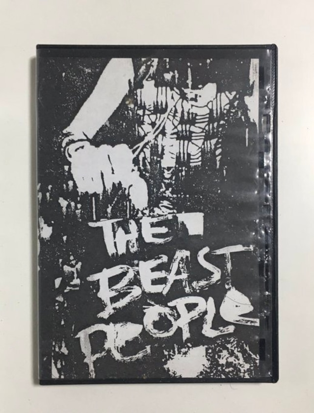 THE BEAST PEOPLE - S/T(DVDR)USED