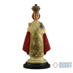 プラハの幼子イエス像 プラスチック ミニフィギュア イタリー