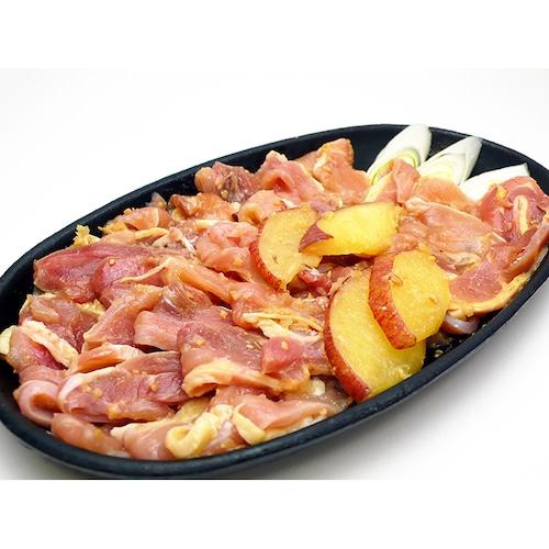 青森シャモロックのりんご味噌漬