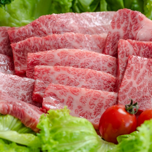 伊江牛焼き肉用800g