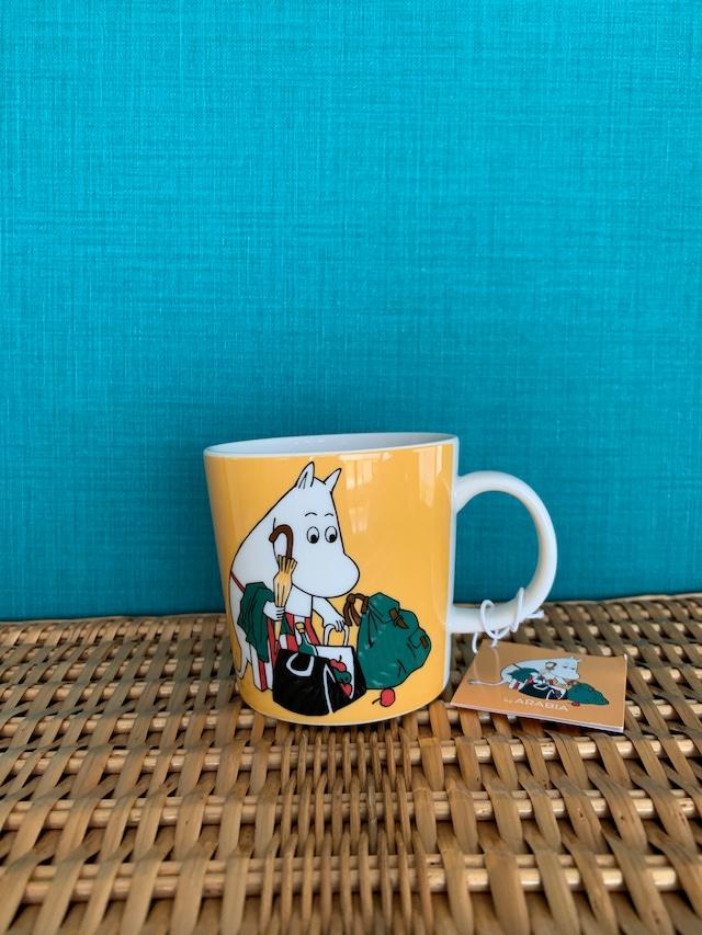 アラビア(ARABIA)ムーミン マグカップ 300ml ムーミンママ