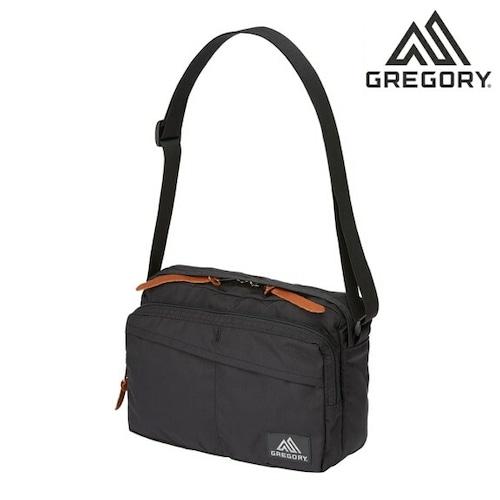 グレゴリー ショルダーバッグ クラシック ミニショルダー GREGORY MINI SHOULDER BAG ブラック 125403