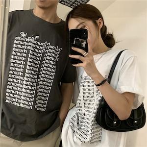 グラフィックプリントTシャツ RD8442