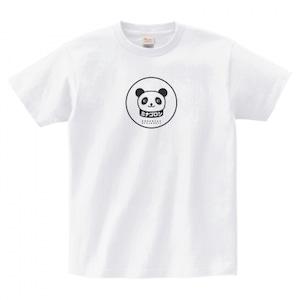 ミナゴロシ白Tシャツ(パンダ)【送料無料】