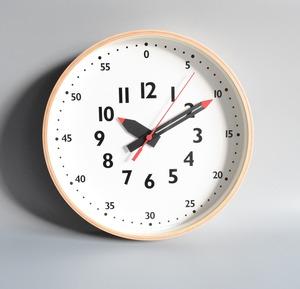 ふんぷんくろっく Mサイズ fun pun clock