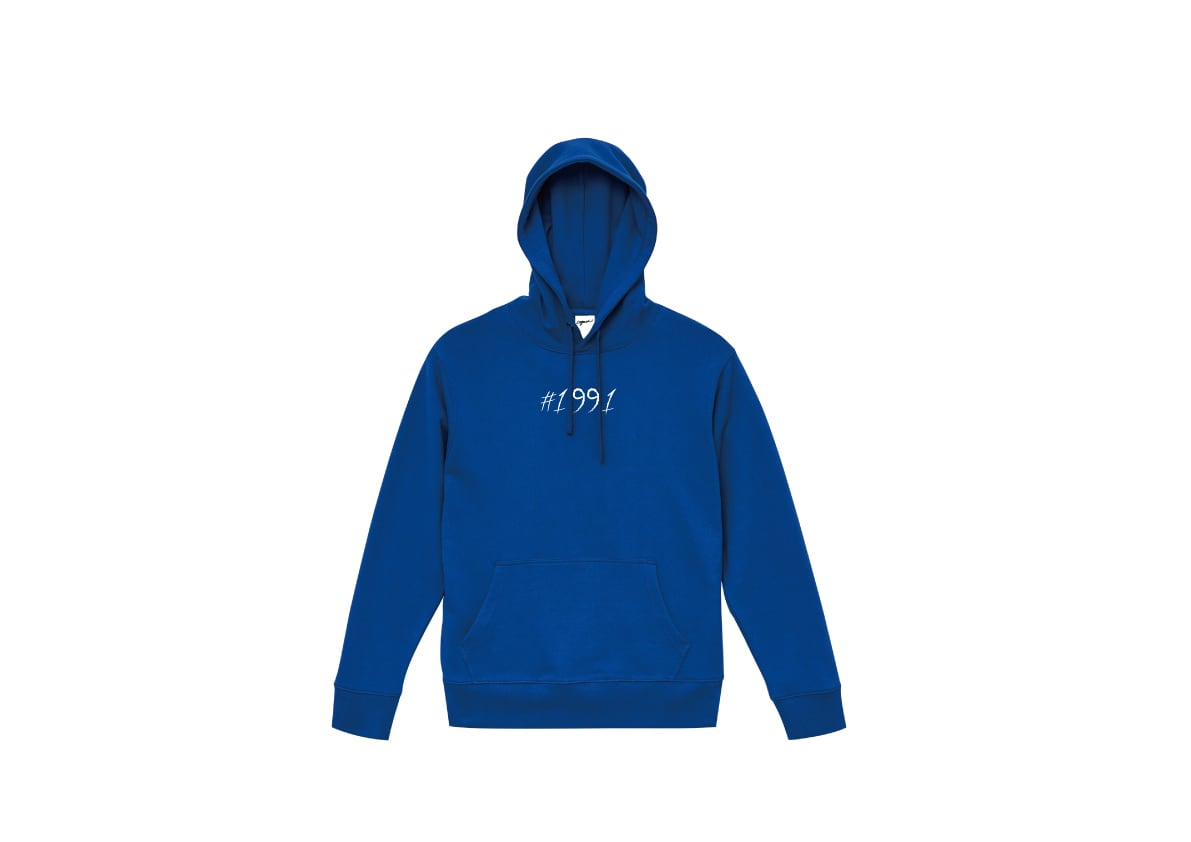 1991 hoodie(BLUE)