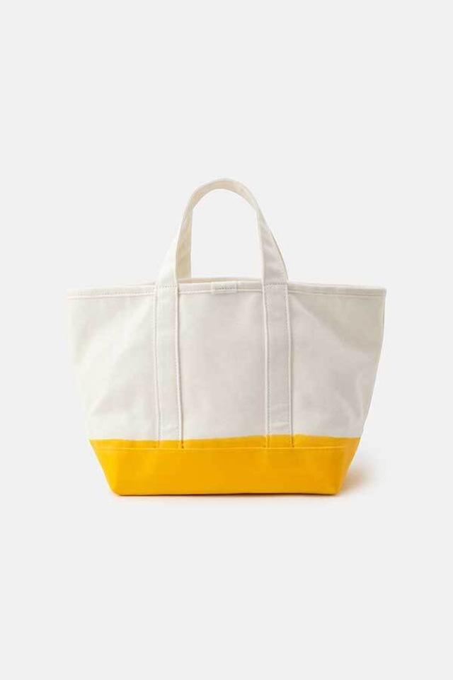 DIGAWEL / Vinyl Tote Bag 7Inc(WHITE)