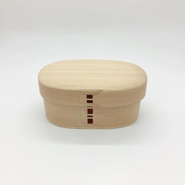 柴田慶信商店 曲げわっぱ|白木の弁当箱|おむすび弁当箱