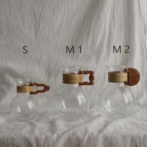 フラワーベース〔丸型〕M (2types)