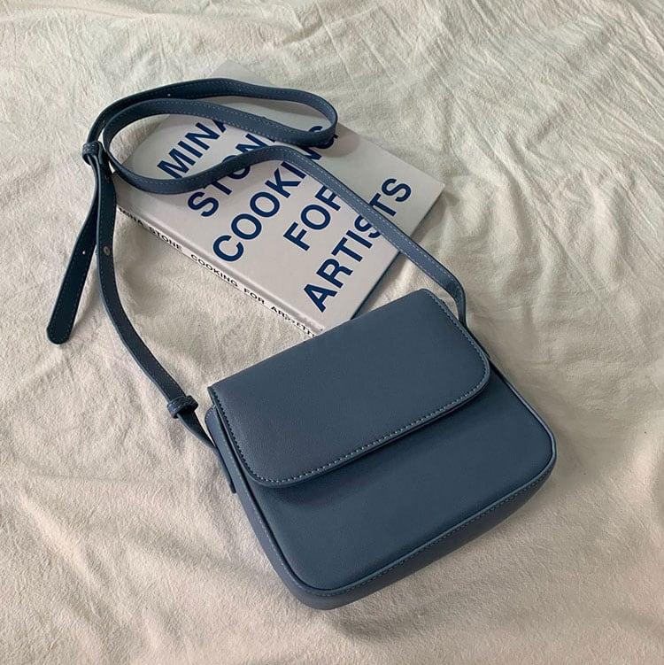 pureum blue shoulderbag