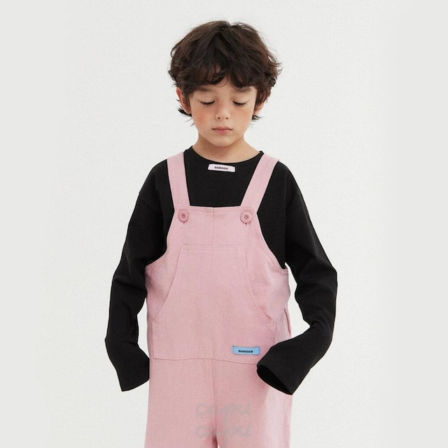 «sold out»«HAI» hai! overall ハイ! オーバーオール  2colors